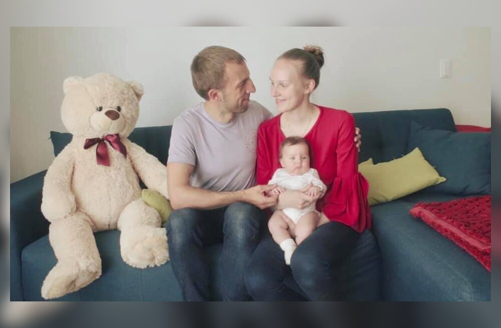 Pisikese Annabeli isa: annaks jumal, et saame enne ravile, kui tütre tervis kehvemaks läheb