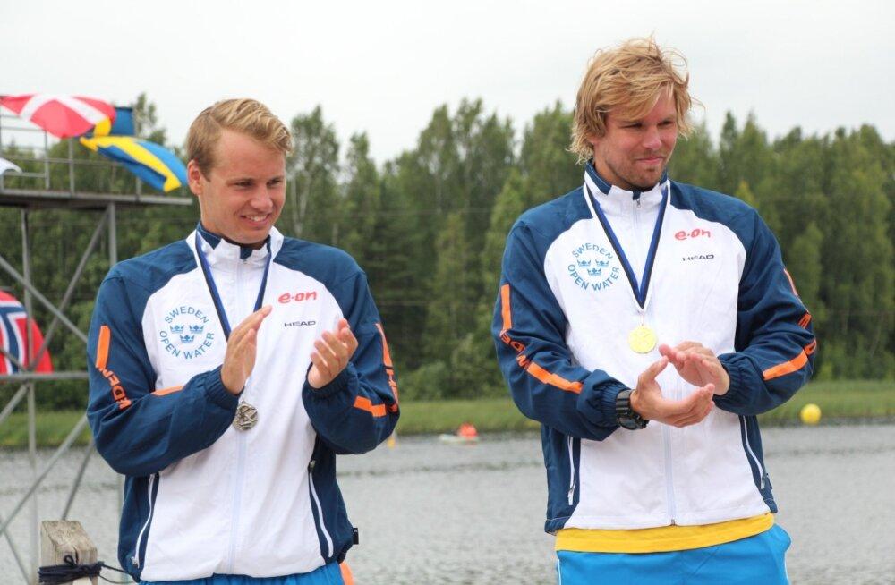 Alexander Berggren ja Tim Arnesen