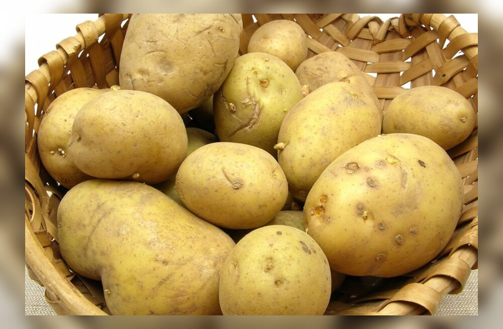 Me sööme kõik ära, ka kartulikoored