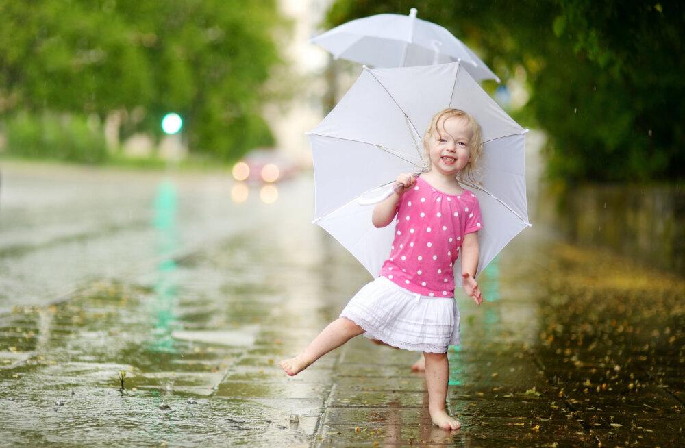 Sajab nagu oavarrest? 7 väga olulist põhjust, miks peaksid lapsed iga ilmaga õue mängima saatma
