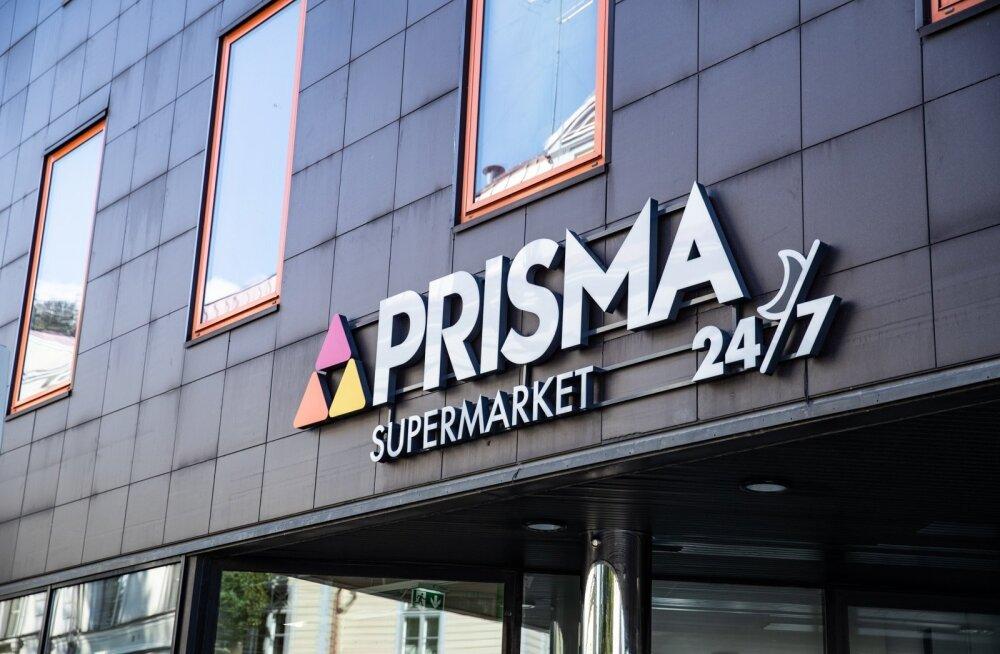 Vanalinna Prisma pidulik avamine