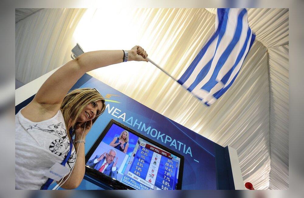 Minister: Kreeka peab jääma eurotsooni