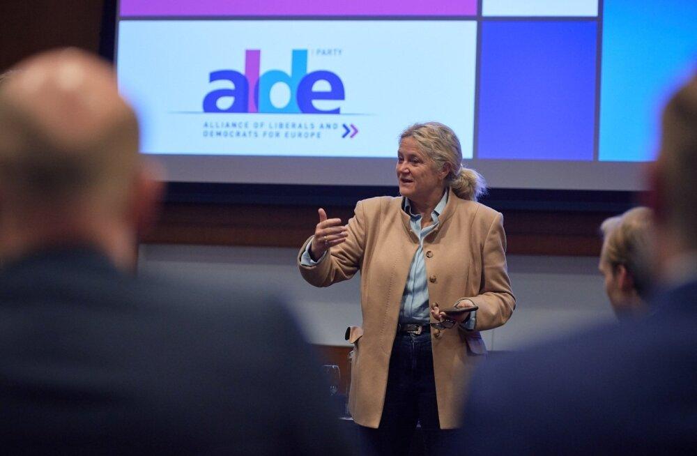 Автор доклада ALDE по Центристской партии: в правительстве с участием EKRE наши ценности не защищаются