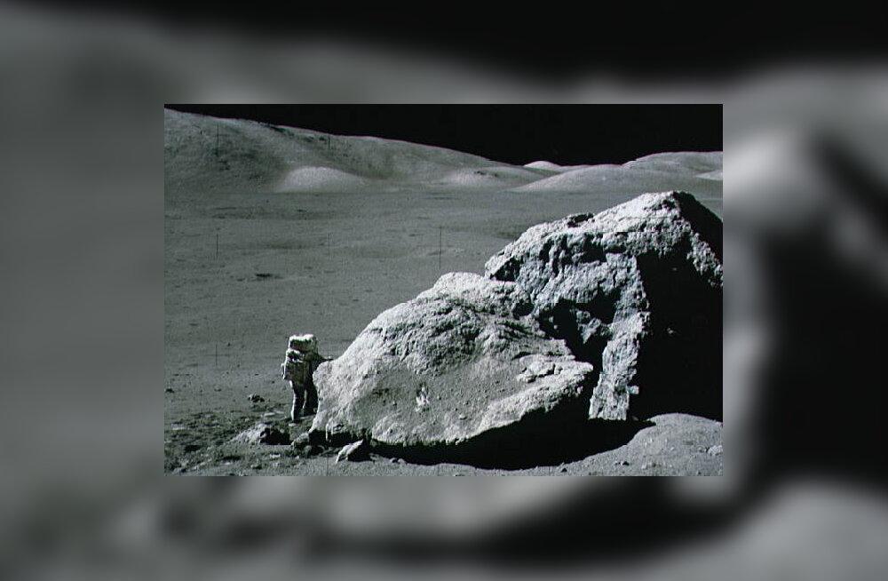 Lugu sellest, kuidas kuutolmule allergiline astronaut Kuul käis ja kuidas see tema tervist mõjutas