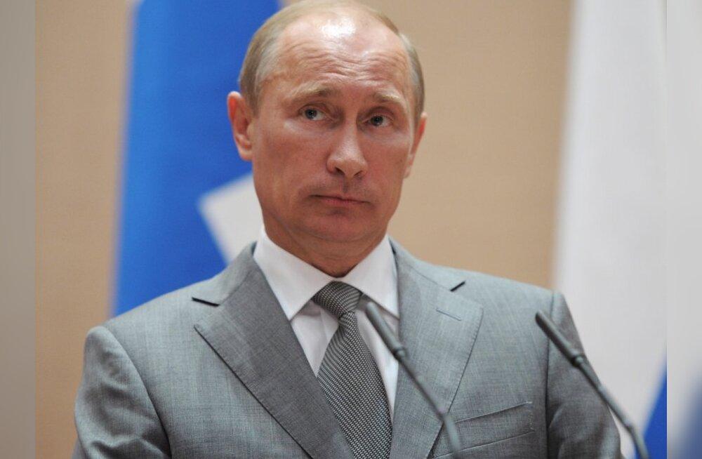 Putin tunnustas Eesti põhimõttekindlat majanduspoliitikat