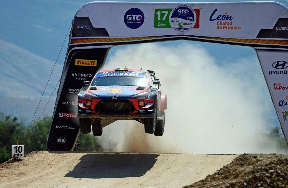 WRC-etapi Eestis toimumine saab homme ilmselt ametliku kinnituse