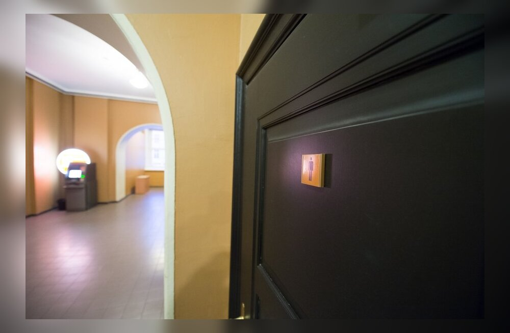 Riigikogu hoone koridor