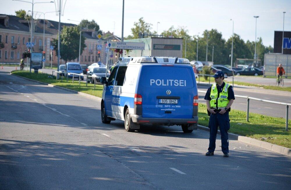 Liikluskroonika: üks hukkunu, kümme vigastatut