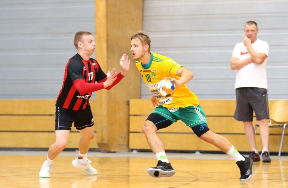 Käsipallileegion: kahe eestlasega Siuntio lõpetas Soomes põhiturniiri esinelikus