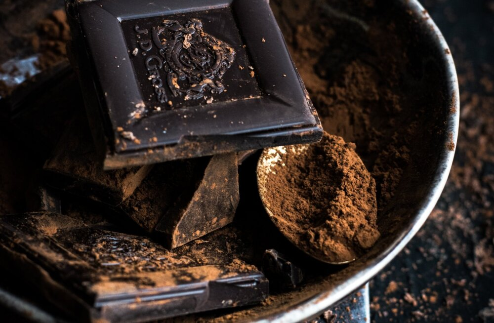 Kümme uskumatut fakti, mida sa seni šokolaadi kohta ei teadnud