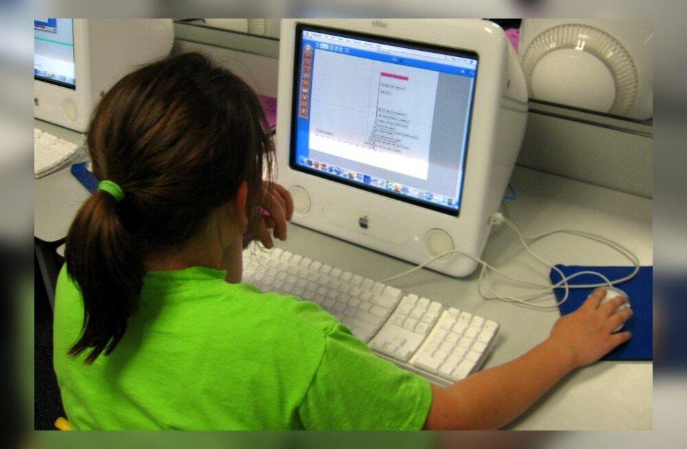 Silmaarst annab nõu: kuidas lapse silmi arvuti kahjuliku mõju eest kaitsta