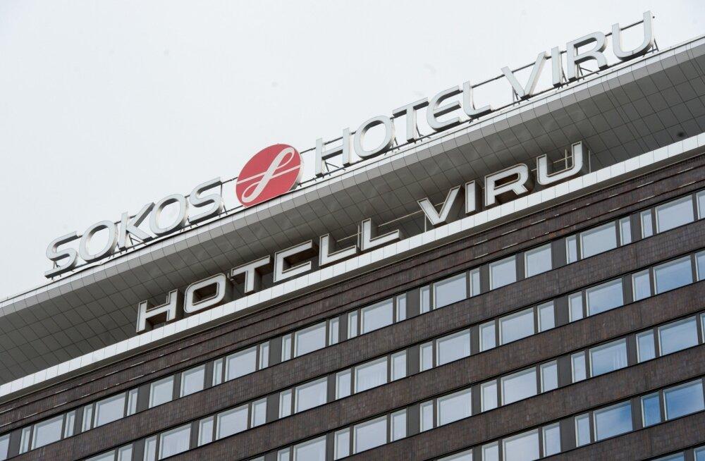 Viru hotell