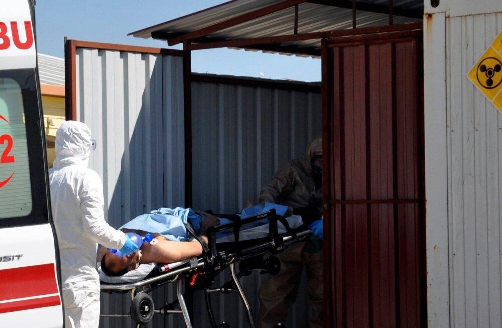 ÜRO julgeolekunõukogu koguneb erakorraliselt Süüria keemiarünnakut arutama