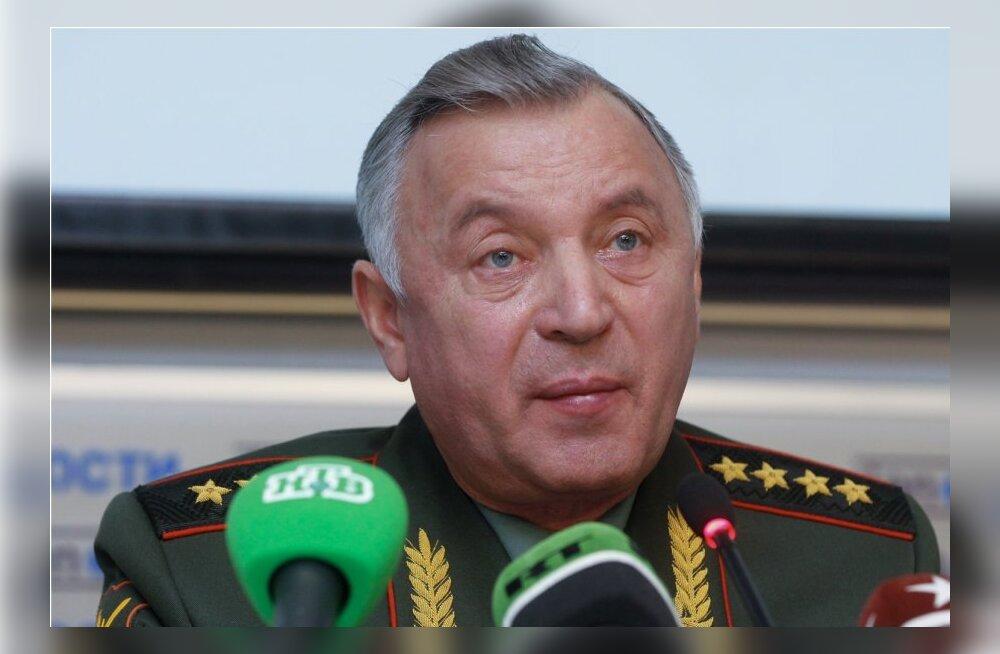 Makarov: Venemaa võib anda raketikilbile ennetava löögi