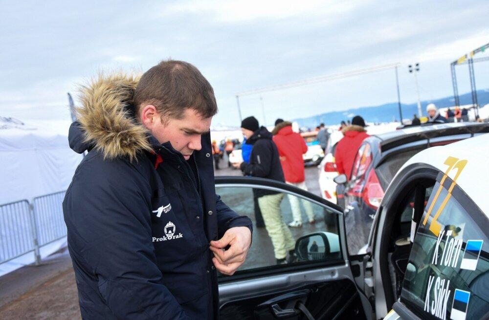 Ken Torni jaoks oli veebruaris sõidetud Rootsi ralli ebaõnnestumine. Eksimusega algas ka Korsika kihutamine.