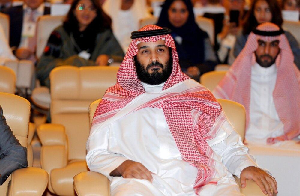 Saudi Araabia kroonprints süüdistas Iraani otseses sõjalises agressioonis