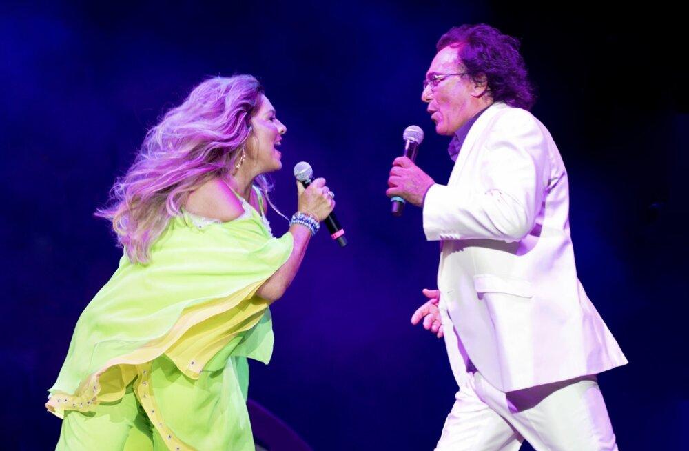 Albano Carrisi ja Romina Poweri Tallinna kontserdi piletid on tänasest müügil