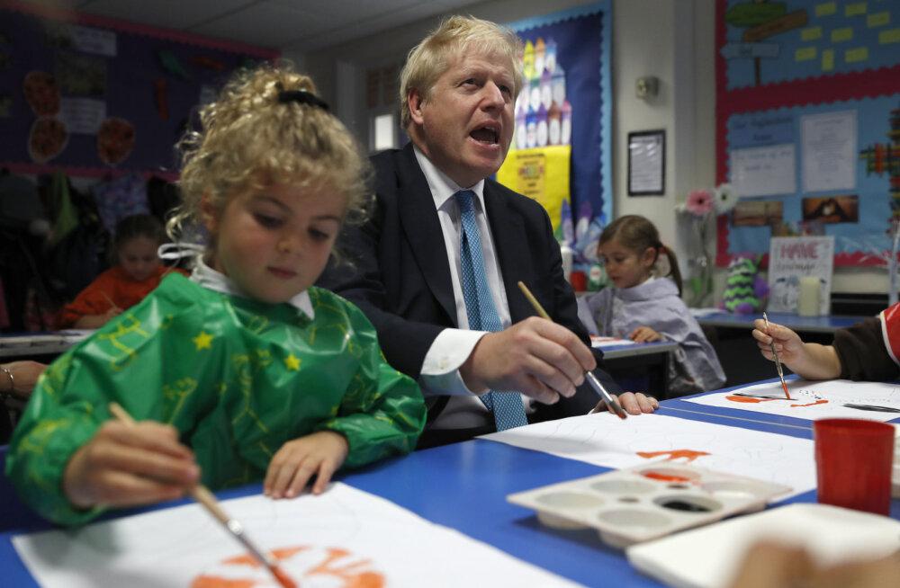 Otsustavad tunnid: Johnsoni kannapööre avas tee viimase hetke läbimurdeks enne Brexitit