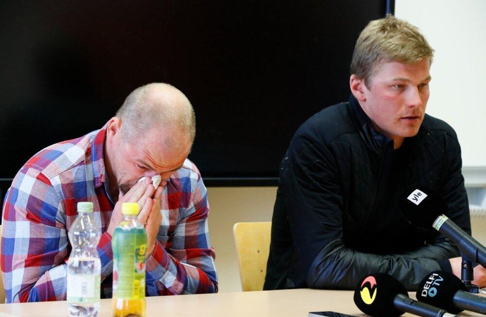 Rahvusvaheline Suusaliit kehtestas Tammjärvele ja Veerpalule võistluskeelu ja algatas uurimise