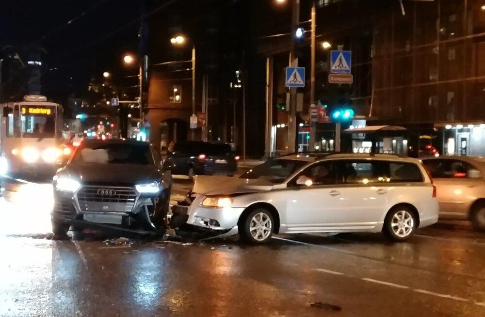 Фонд дорожного страхования рассказал о самых опасных местах на дорогах Эстонии