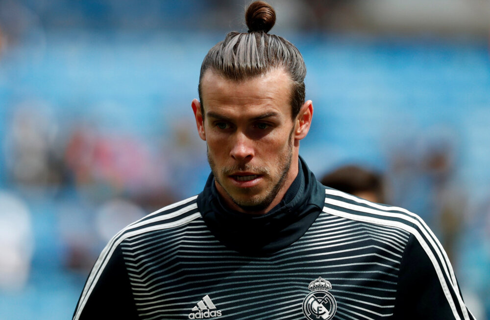 Zinedine Zidane: loodame, et Gareth Bale lahkub varsti Realist
