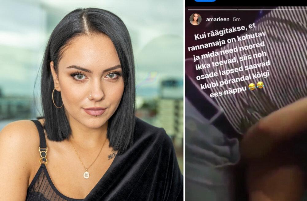 """""""Rannamaja"""" Ada jagas sotsiaalmeedias räiget videot: saate maine niikuinii p****s ja seda ei päästa miski"""