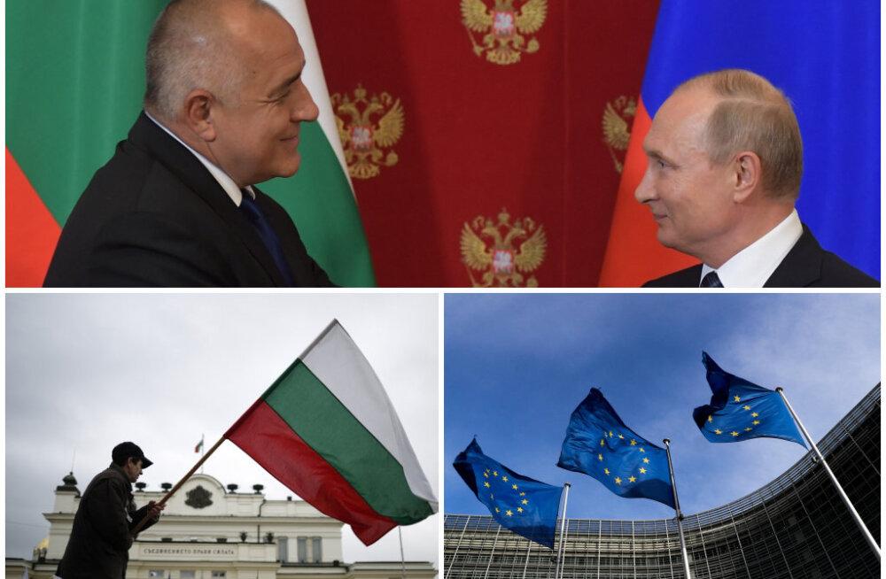 Toomas Alatalu toob hoiatava näite: Euroopa Liidus pettunud Bulgaaria pöördus Venemaa poole, mida nimetatakse suisa vanemaks vennaks