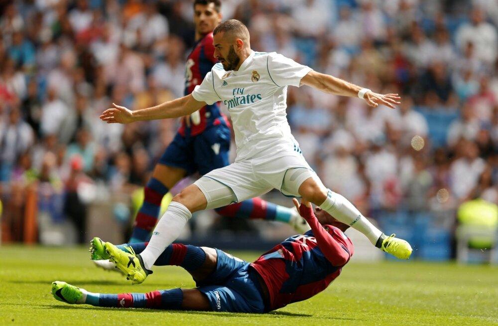 Real vs Levante