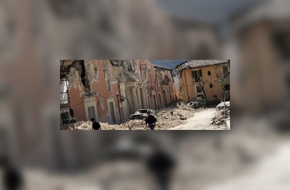 Mis põhjustas ohvriterohke maavärina Itaalias?