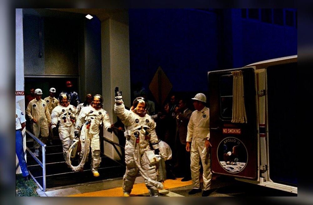 VIDEOülevaated: Sõbrad ja kolleegid kuuastronaut Armstrongi meenutamas