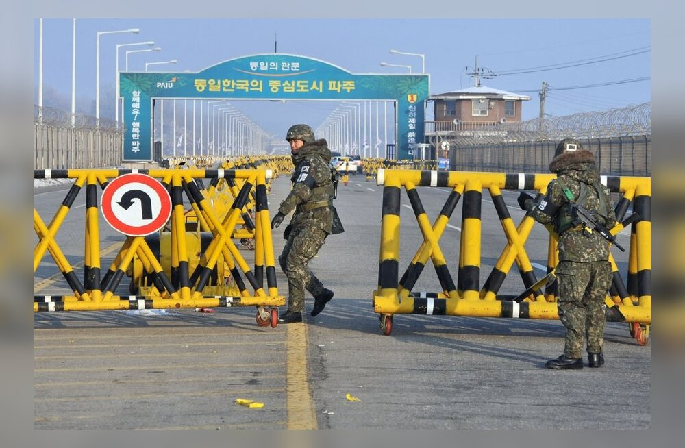 Põhja-Korea ei luba endiselt lõunakorealasi Kaesongi tööstuskompleksi