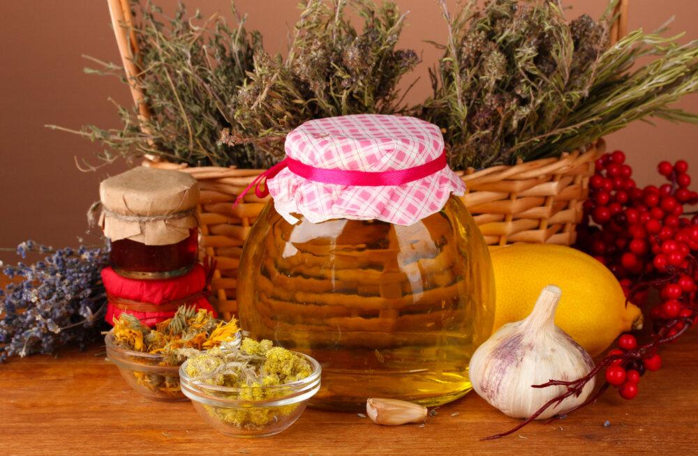 Olgu toit sinu ravim: haiguste ennetamine looduslike vahenditega