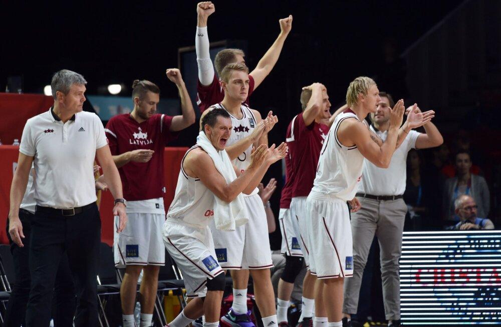 Läti peab olümpiapiletit jahtima esmalt Jaapani ja Tšehhi vastu