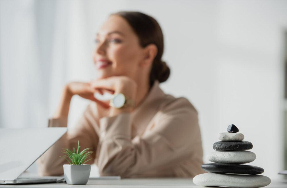 Praktiline nipp, kuidas vähendada ärevust: mine oma õnnepaika!