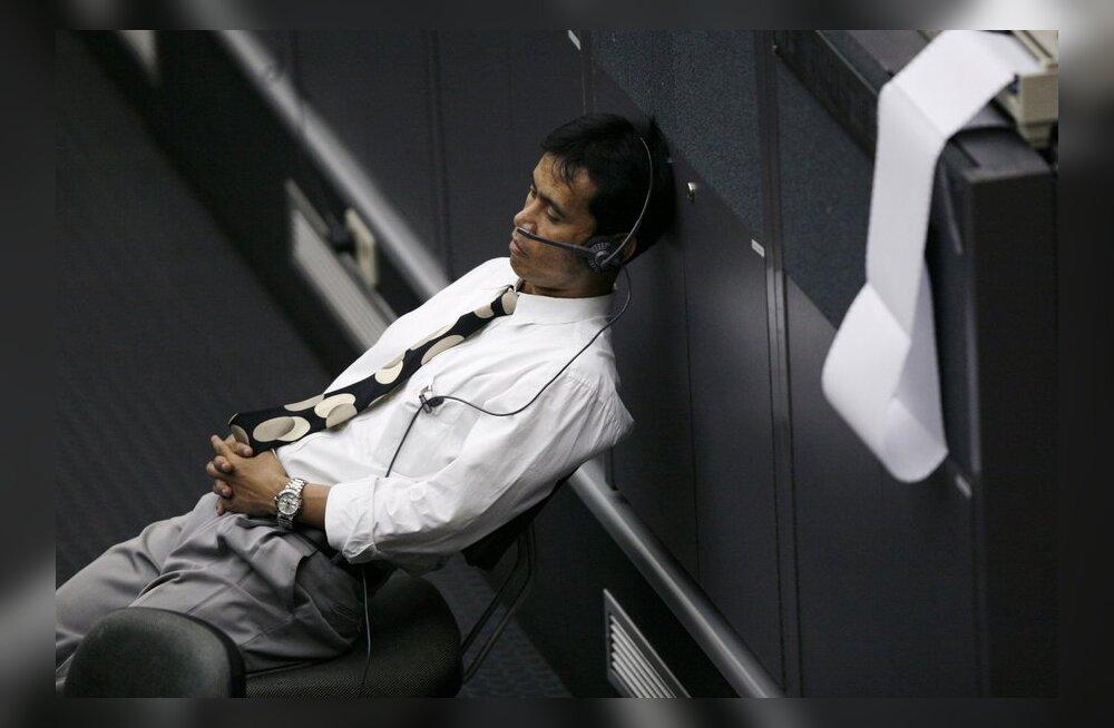 Üllatus: stress ei teegi mehi tingimata tigedaks!