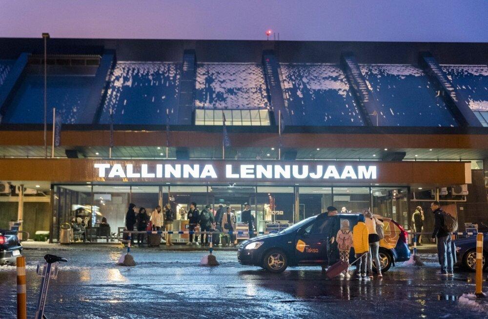 Граната в чемодане? Глупая шутка в Таллиннском аэропорту привела в полицейский участок