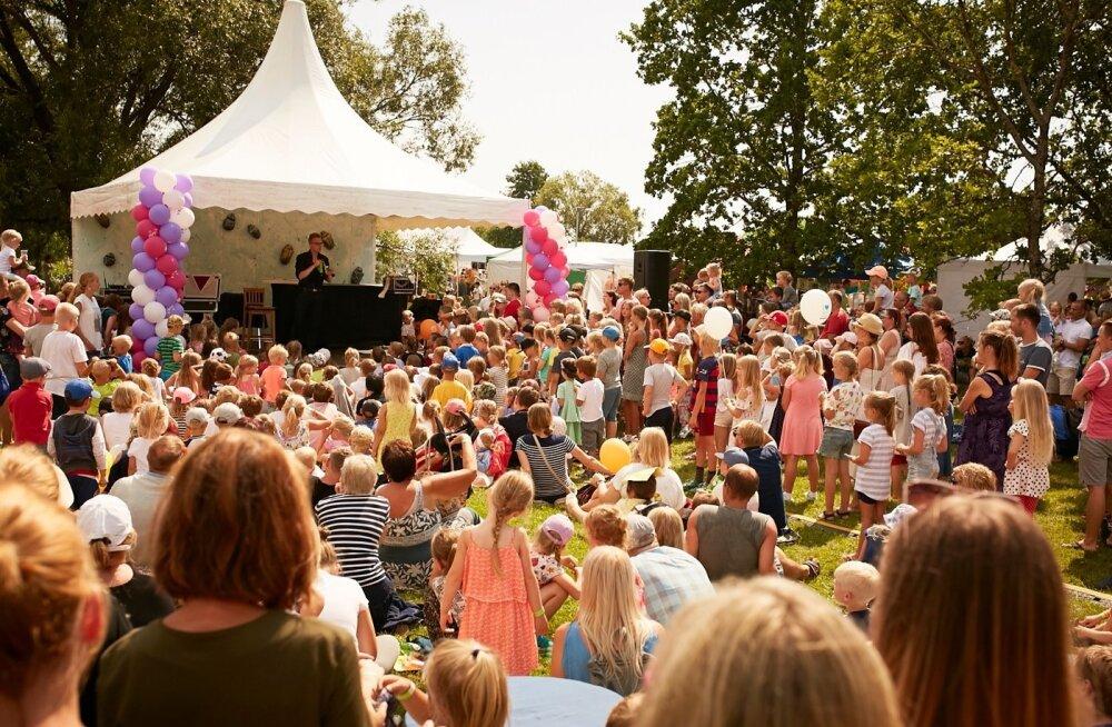 9ed30b1b1ef PERE JA KODU KUTSUB | Laupäeval toimub Pärnus neljas Rõõmsate Laste ...