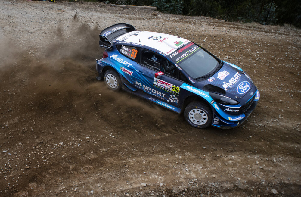 Rally Estonia hõikas välja kolmanda sel suvel Lõuna-Eestis kihutava WRC tippsõitja nime