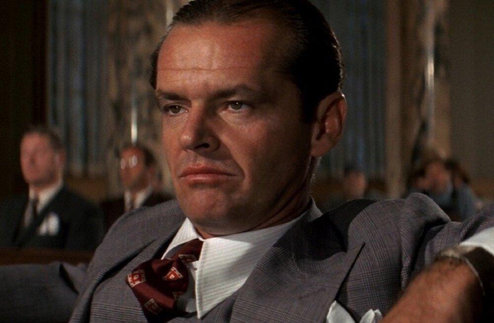 """Septemberis jõuab kinodesse Jack Nicholsoni legendaarne """"Chinatown"""""""