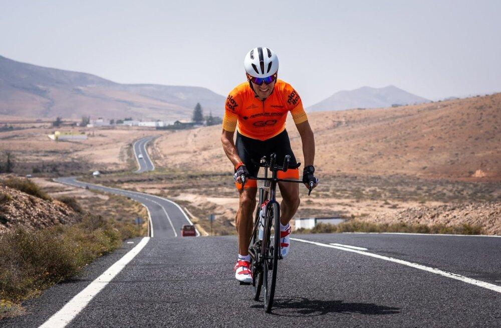 Rait Ratasepp on rattasõidu võimekust kõvasti parandanud.
