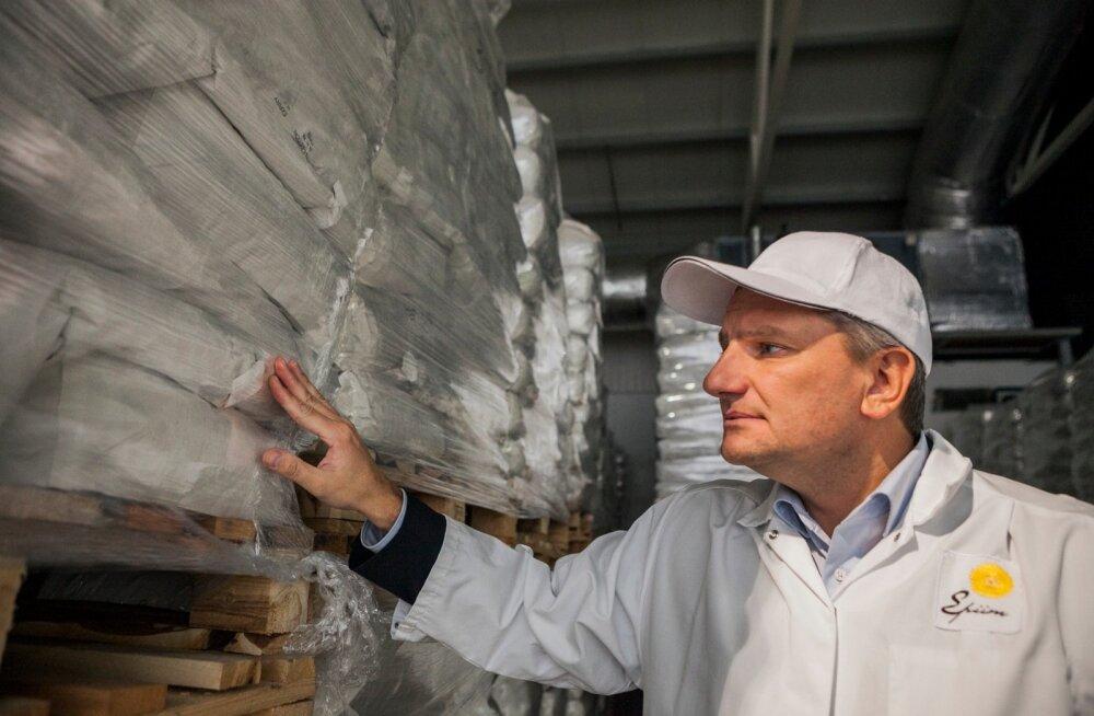E-piim alustab tuleval aastal uue nüüdisaegse piimakombinaadi ehitust Paidesse, kinnitab selle juht Jaanus Murakas.