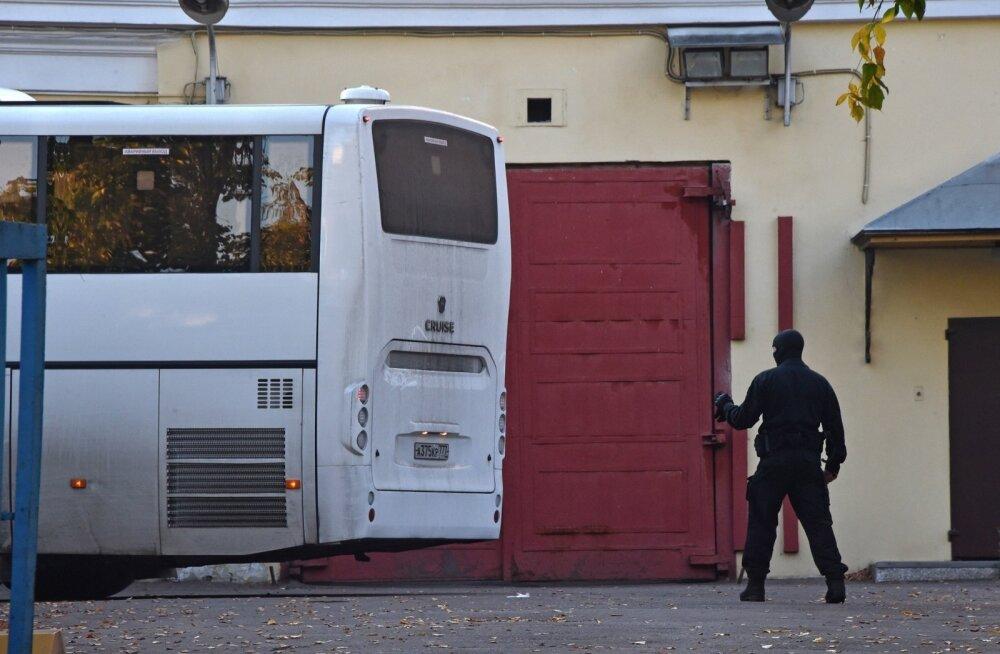 Ukraina kinnipeetavad