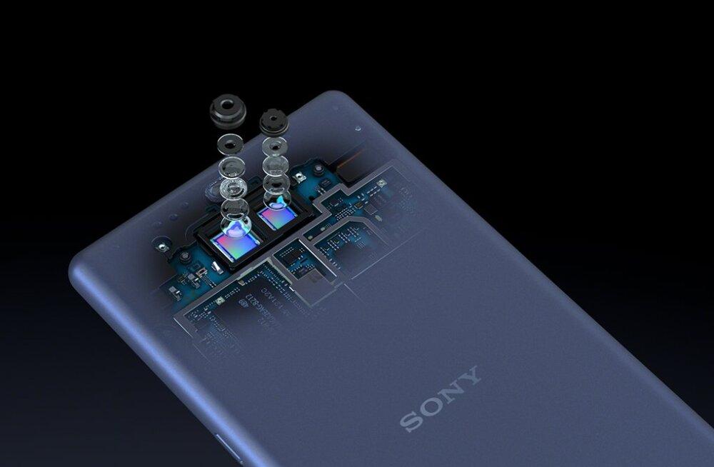 Новые смартфоны Sony Xperia 10 и 10+ эксклюзивно доступны в Elisa
