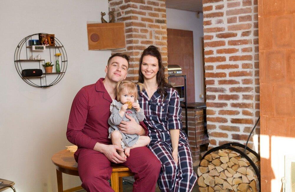 Priit Loog ajakirjas PERE JA KODU: Isa roll on mulle Vargamäe Andrese omast keerulisem
