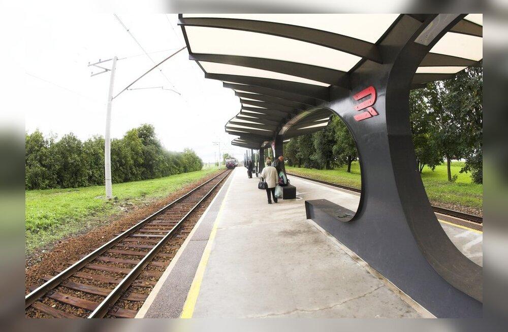 Премьер-министры стран Балтии учредят совместное предприятие для развития Rail Baltic