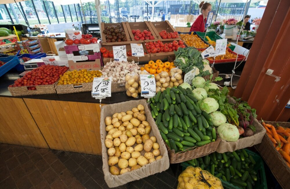 Какие продукты сейчас надо покупать исключительно на рынке и где самые низкие цены