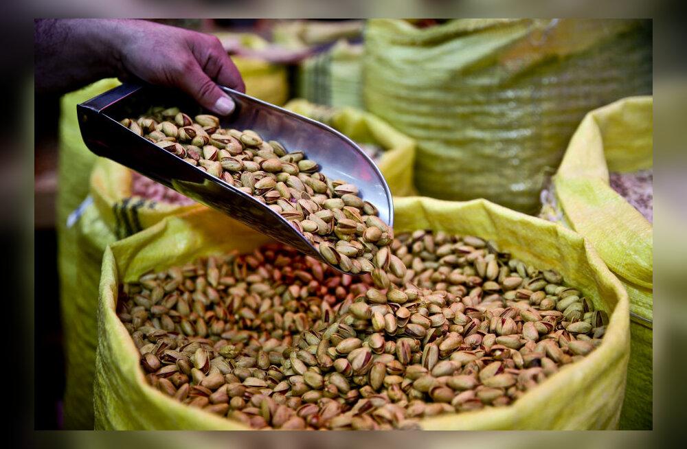 HEA TEADA: Pähklid peletavad haigusi