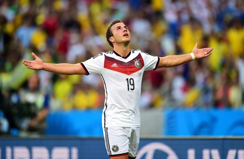 Saksamaa kangelase üllatav avaldus: MM-tiitli toonud värav pärssis mu karjääri
