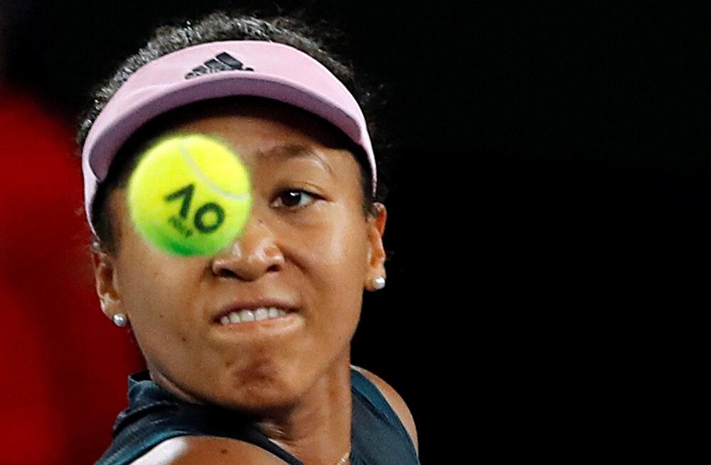 SKANDAAL | Kas sponsor pesi tumeda nahaga Jaapani tennisetähe näo meelega valgeks?
