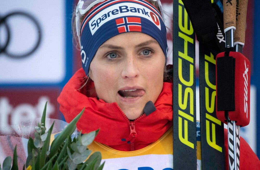 Therese Johaug Petter Northugi skandaalist: mul on temast kahju, kuid selline käitumine pole normaalne